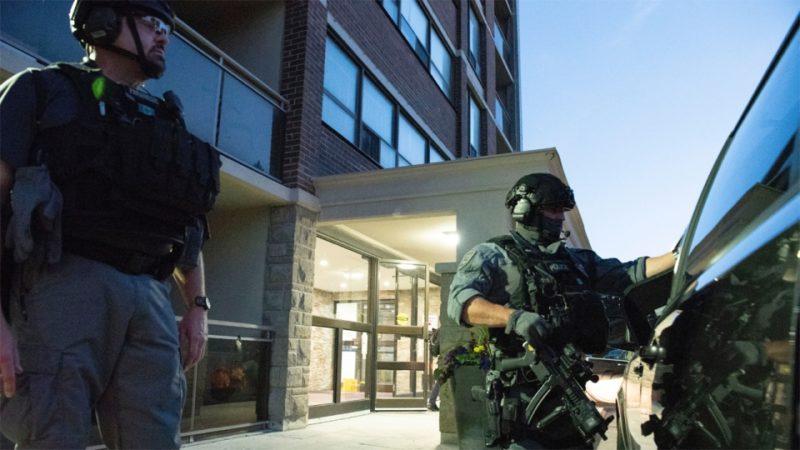 В Торонто задержано 80 участников преступной группировки