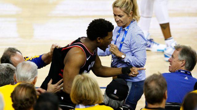 Миноритарного владельца Golden State Warriors не пустят больше на финал