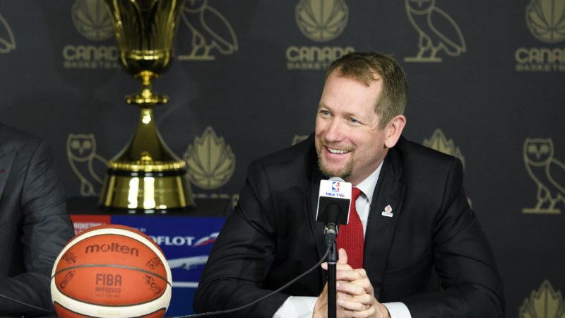 Тренер чемпионов стал наставником сборной Канады по баскетболу