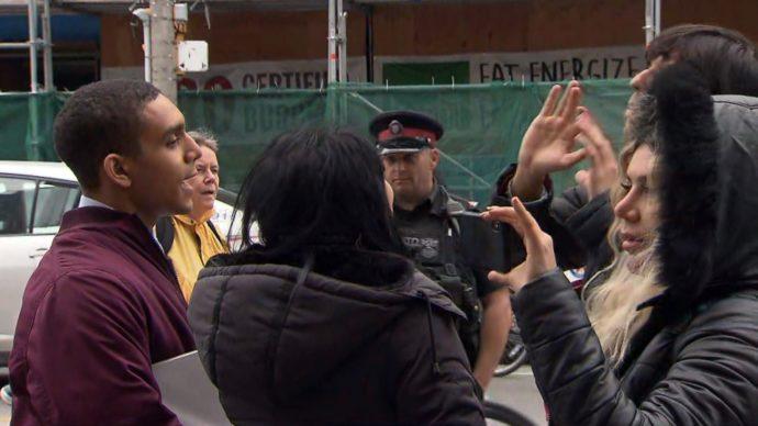 В гей-райoне Торонто арестован пастор