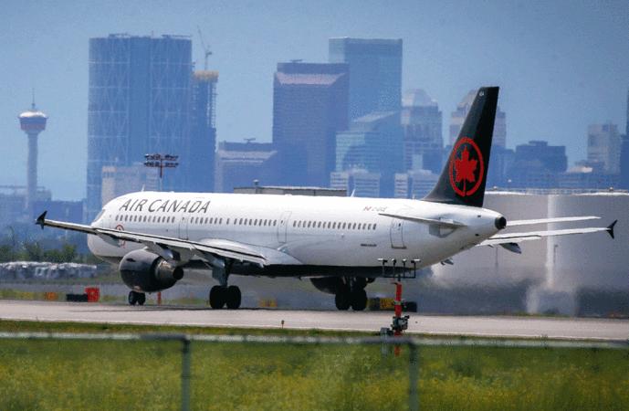 Рейс Air Canada из Австралии: экстренная посадка в Гонолулу