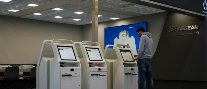 Система проверки паспортов в канадских аэропортах дала сбой