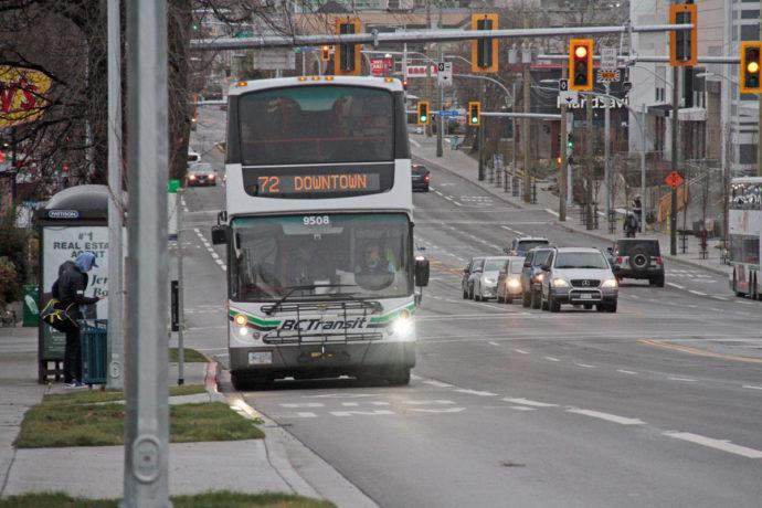 Новые автобусы для Виктории