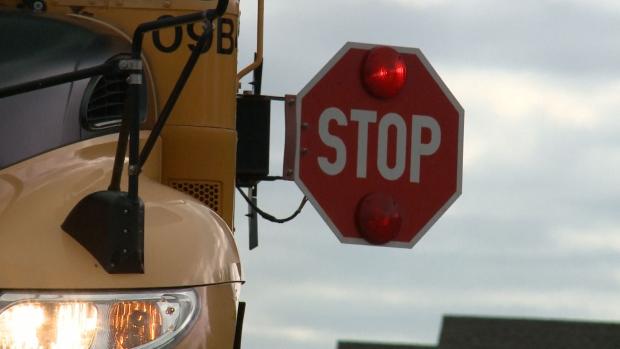 На школьных автобусах появятся видео-камеры