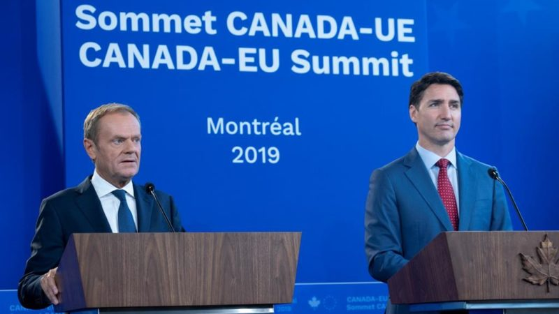Новые демократы и «зеленые» призывают Европу не подписывать договор с Канадой