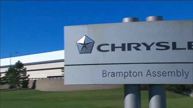 Онтарио списывает $450 миллионов долга Chrysler