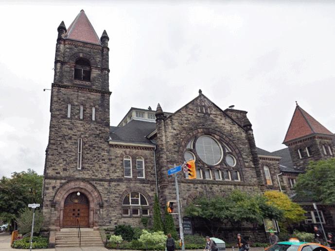 Христианская церковь в Торонто отменила палестинское собрание