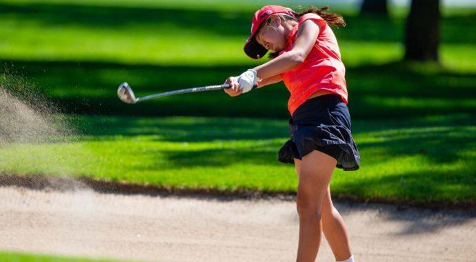 В профессиональном чемпионате примет участие 12-летняя гольфистка