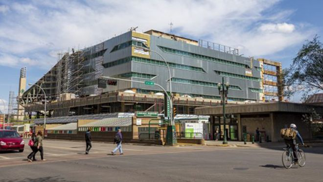 Народ издевается над новой архитектуры библиотеки в Эдмонтоне