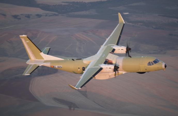 Новый самолет для канадских ВВС