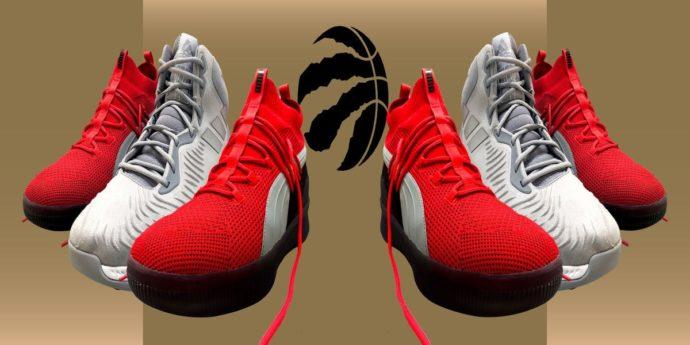 Кроссовки чемпионов Toronto Raptors выставлены в музее