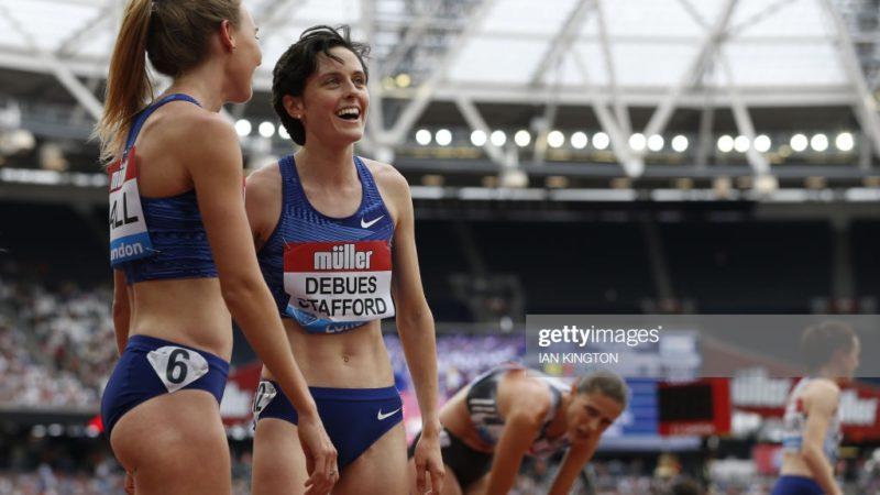 Новый национальный рекорд в беге