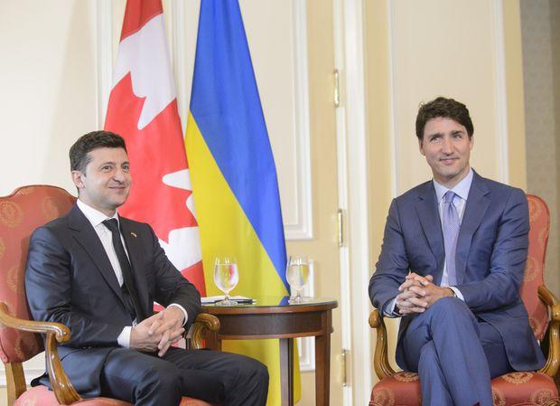 Канада выделяет Украине дополнительно $45 миллионов