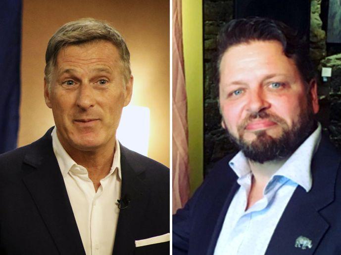 Два Максима Бернье баллотируются в одном округе