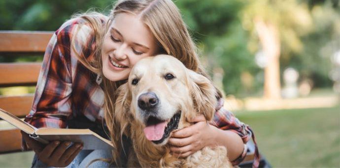 Поэзия и собаки: библиотечная программа в Ванкувере
