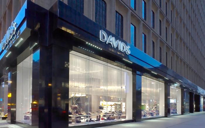 Закрывается магазин дизайнерской обуви
