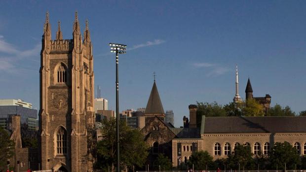 Университет Торонто— в двадцатке лучших вузов мира
