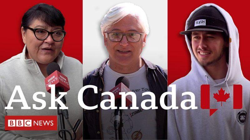 Британцы спросили канадцев: что им дороже— экология или экономика?