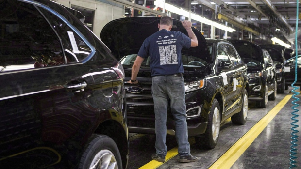 Ford сокращает персонал на канадском предприятии