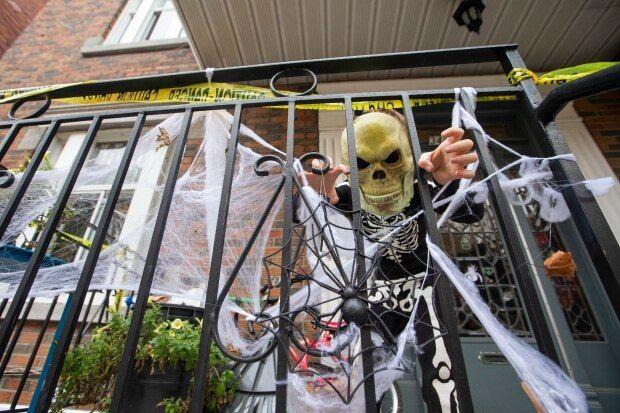 Хеллоуин в Квебеке: после дождичка в четверг... или в пятницу