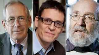 Уроженец Канады— один из лауреатов Нобелевской премии по физике