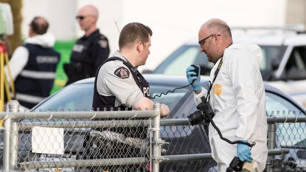 Полицейских в Канаде стало гораздо меньше