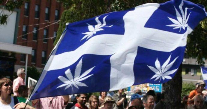 Квебек ужесточает ограничения по употреблению марихуаны