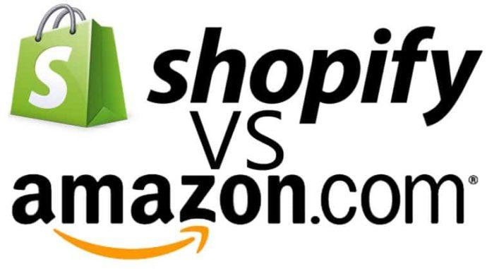 Канадская Shopify посоревнуется с Amazon?