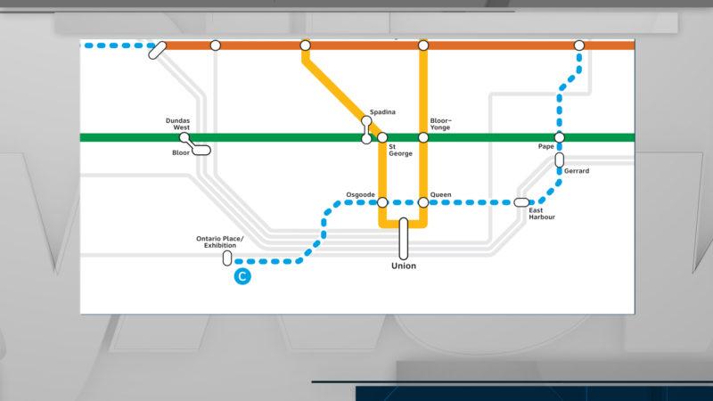 Сага о торонтском метро: новые извилины в планах
