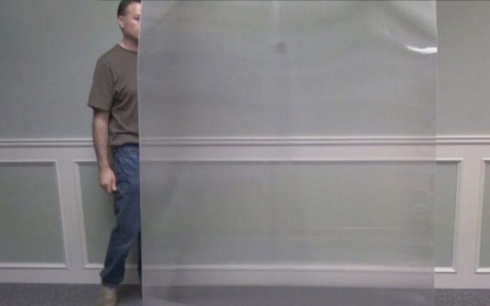 Канадская компания разработала «плащ-невидимку»