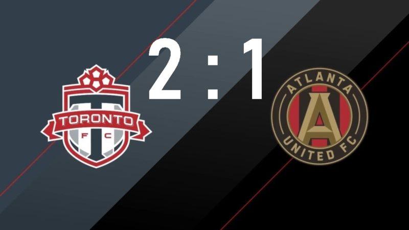 Toronto FC: третий финал футбольного чемпионата за четыре года!
