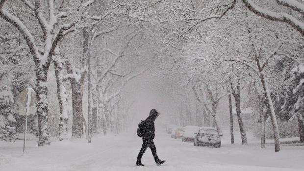 Канада: зима будет снежной и холодной