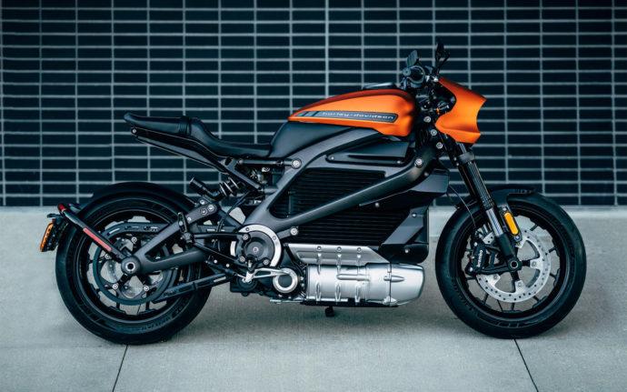 Harley-Davidson в Канаде: новый байк не хрюкает