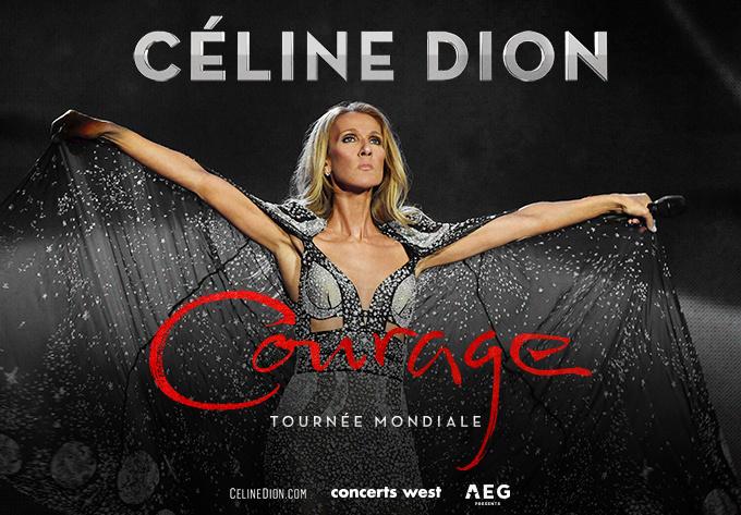 Канадская звезда Селин Дион снова на первом месте чарта Billboard