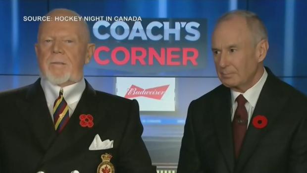 Передачи Coach's Corner больше нет