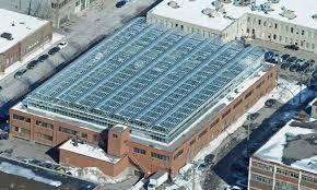 В Канаде строят самый большой в мире огород на крыше