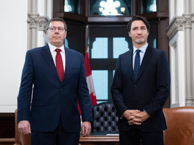 Премьер Саскачевана разочарован встречей с главой канадского кабинета