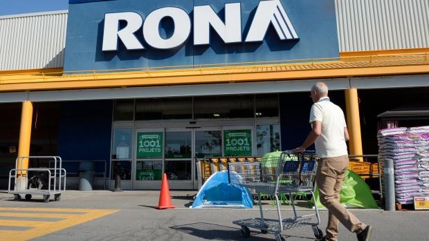 Строительные магазины Rona потеряли право называть себя канадскими