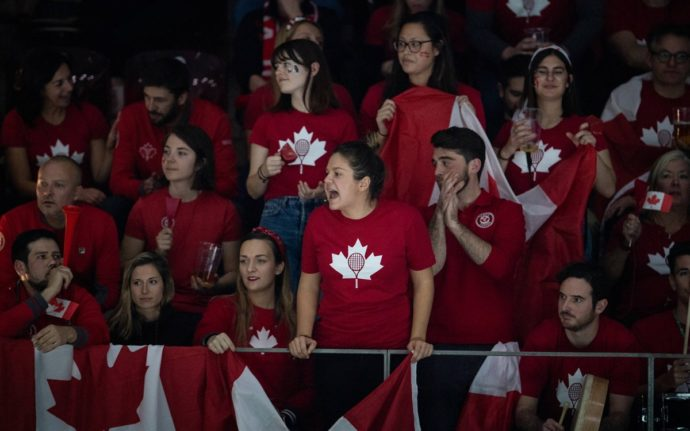 Канада уступила Испании в Кубке Дэвиса