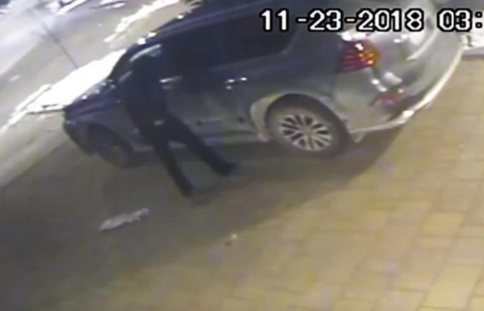 У одного канадца трижды угоняли автомобиль