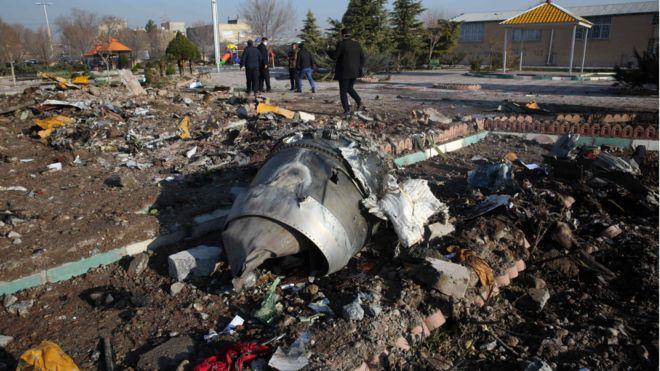 В США считают, что украинский Boeing сбит иранцами