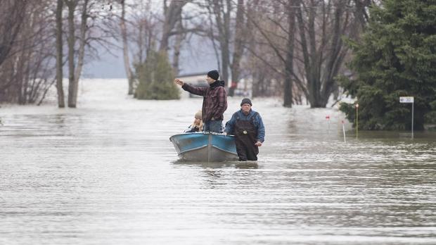 Глобальное потепление: Канада тратит сотни миллионов