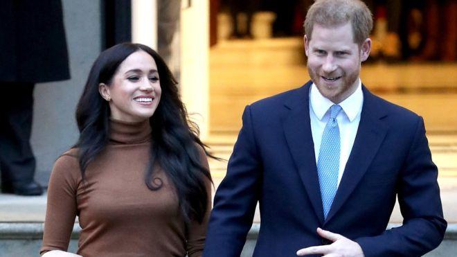 Принц приехал вслед за принцессой в Канаду