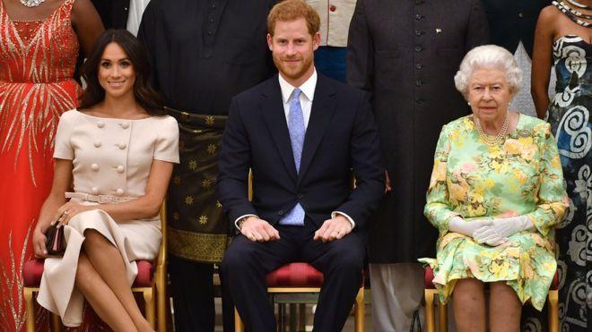 Принц Гарри и Меган эмигрируют в Канаду?