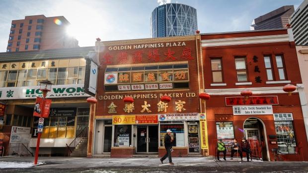 Китайские кварталы в Канаде и США: бизнес не идет...