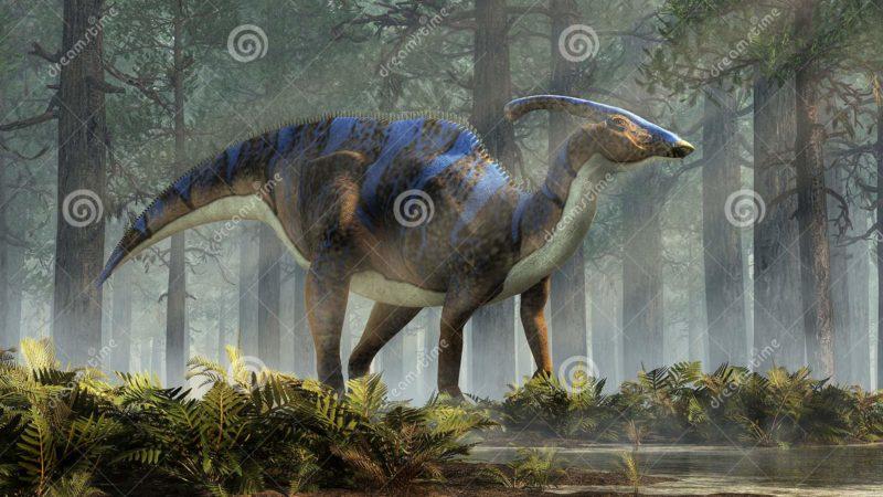Современные дети болеют тем же, чем динозавры