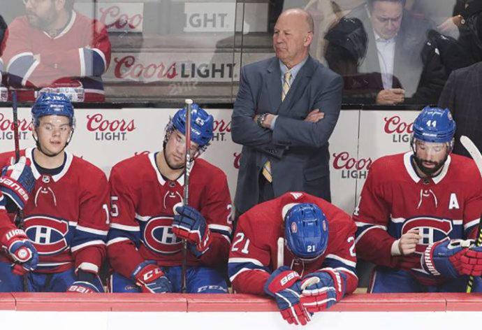Тренера Montreal Canadiens оштрафовали на $10 000