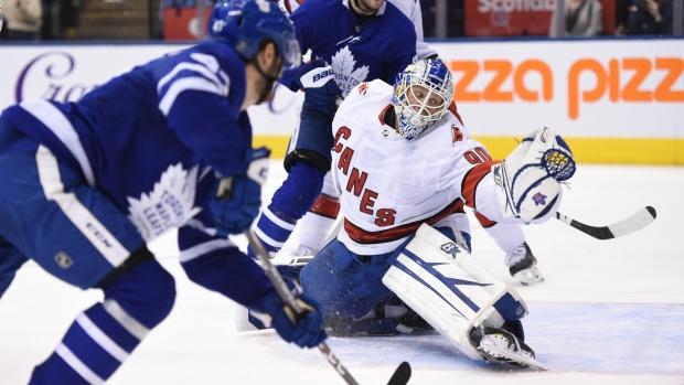 Водитель «замбони» с пересаженной почкой обидел Toronto Maple Leafs
