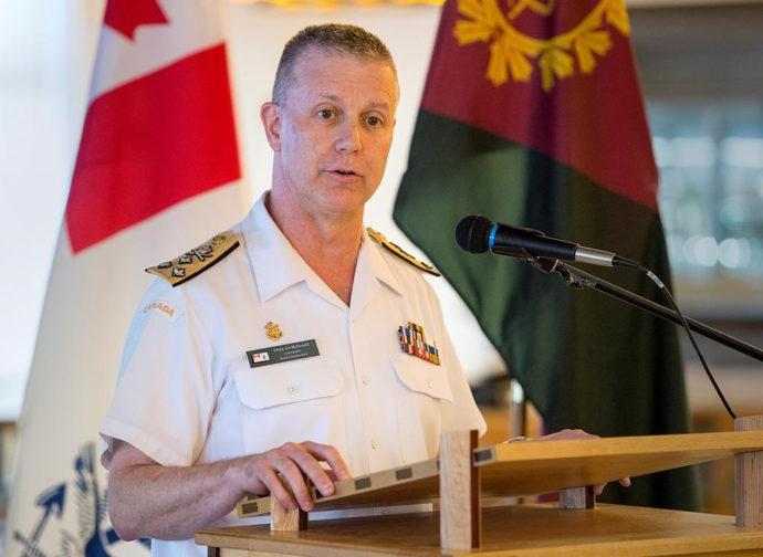 Пожары на канадском флоте: фрегаты требуют замены