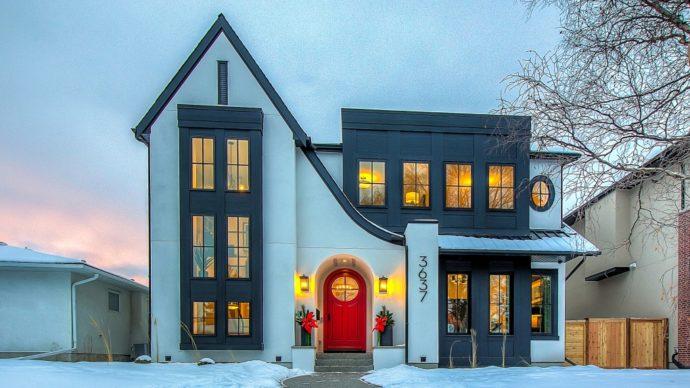 Шикарные дома в Канаде: где-то чуть дешевле